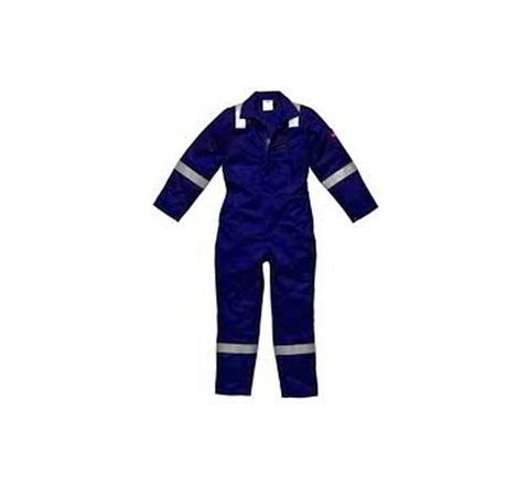 Galaxy Enterprise Dark Blue Color Cotton Boiler Suit WM 003