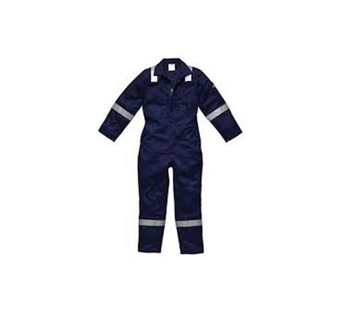 Galaxy Enterprise Sky Blue Color Cotton Boiler Suit WM 003