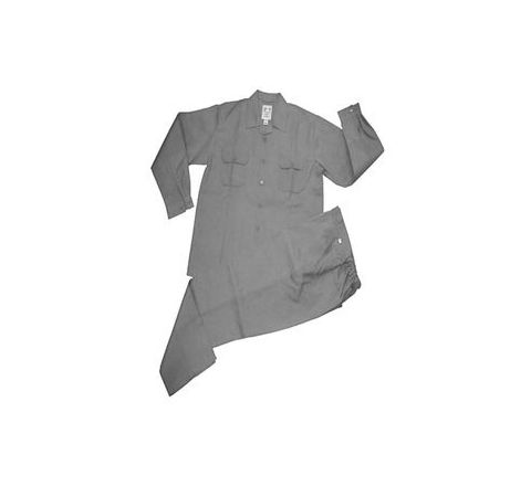 Galaxy Enterprise Grey Color Polyester Cotton Shirt And Trouser WM 008