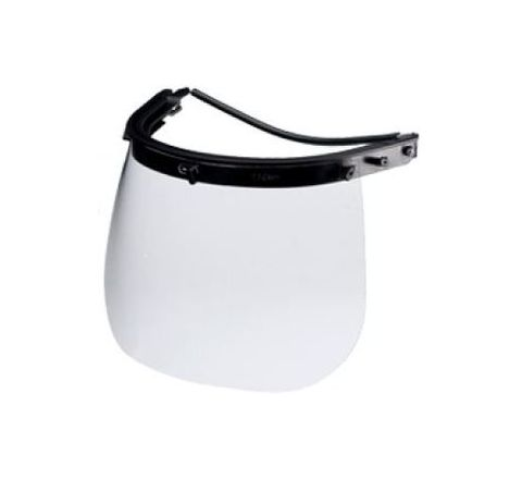 Saviour Face Shield For Tough Hat Helmet