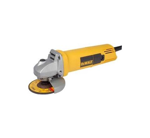 Dewalt DW801 100 mm Wheel Dia 10000 RPM Small Angle Grinder by Dewalt