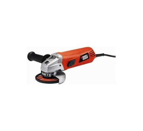 Black & Decker G720 100 mm Dia 11000 RPM Small Angle Grinder by Black & Decker