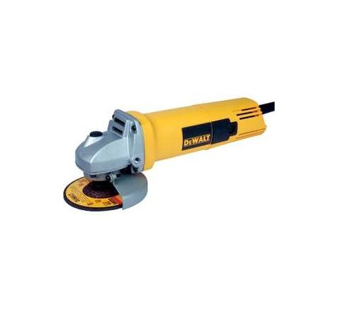 Dewalt DW810 100 mm Wheel Dia 11000 RPM Small Angle Grinder by Dewalt