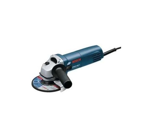 Bosch GWS8-100C 100 mm Wheel Dia 11000 RPM Angle Grinder by Bosch