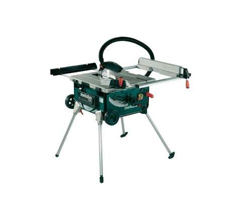 Metabo TS 254 4200 RPM 33.4 kg Table Saw by Metabo
