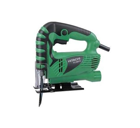 Hitachi FCJ65V3 400 W Jigsaw (No Load Stroke Rate 0-3000 rpm) by Hitachi