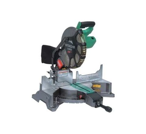 Hitachi C12FCH 1520 W Mitre Saw (No Load Speed 4000 rpm by Hitachi