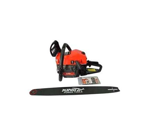 King KP-365 Engine Displacement 58 cc Petrol Chainsaw by King