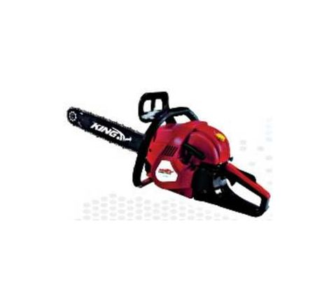 King KP-366 Engine Displacement 61.5 cc Petrol Chainsaw by King