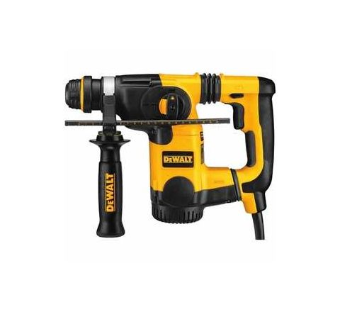 Dewalt D25323K 0-1150 RPM 800 W 3 Mode Combination Rotary Hammer by Dewalt