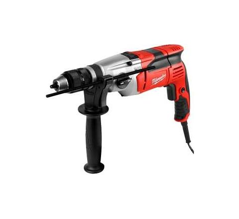 Milwaukee PD2E22R 0-1000/0-3200 RPM Percussion Drill by Milwaukee