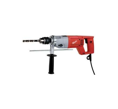 Milwaukee B2E16 RLD D-Handle Rotary Drill with keyed chuck by Milwaukee
