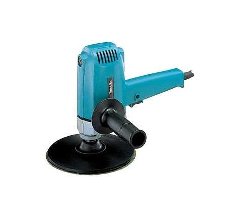 Makita 9215SB Disc sander 4500 rpm by Makita