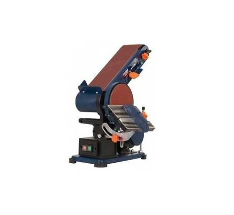 Ferm BGM1003 375W Bench Sander 1400 rpm by Ferm