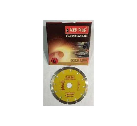 Alko Plus Gold 6 Inch Marble Cutting Blade SEG by Alko Plus