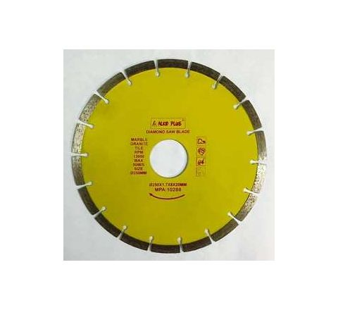 Alko Plus Gold 10 Inch Marble Cutting Blade SEG by Alko Plus