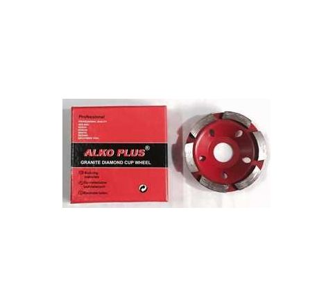 Alko Plus 3 Inch Cup Wheel by Alko Plus