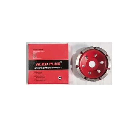 Alko Plus 4 Inch Cup Wheel by Alko Plus