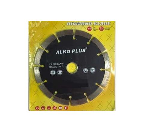 Alko Plus Silver 10 Inch Marble Cutting Blade SEG by Alko Plus
