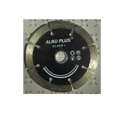 Alko Plus Silver 5 Inch Marble Cutting Blade RIM by Alko Plus