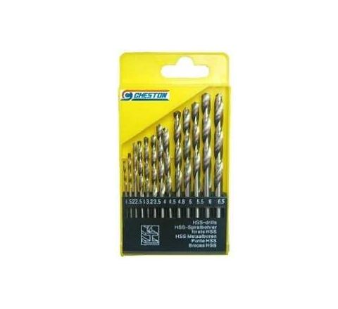 Cheston CHDB-13HSS Drill Bit Set by Cheston