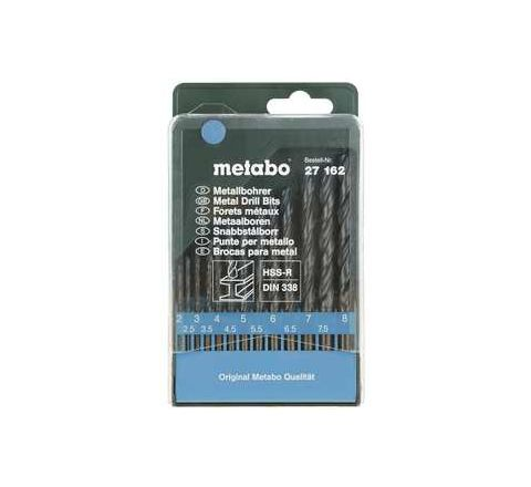 Metabo CUMIMETACC52 HSS-Twist Drills (13 Pcs) by Metabo