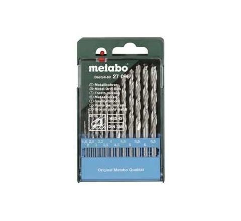 Metabo CUMIMETACC56 HSS-Twist Drills Special (13 Pcs) by Metabo