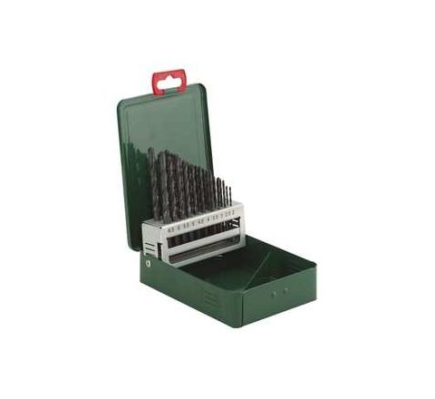 Metabo CUMIMETACC54 HSS-Twist Drills (36 Pcs) by Metabo