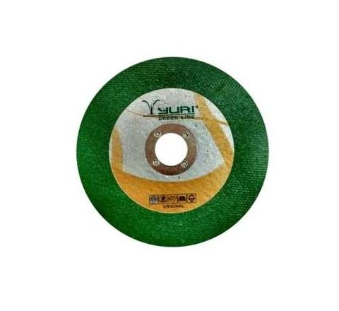 YURI 4 Inch Cutting Wheel Green by YURI