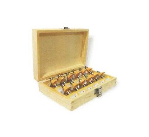 Xtra Power New Router Bit Set 12 Pcs by Xtra Power
