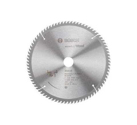 Bosch 60 Teeth Wood Expert Circular Saw Blade 2608-643-008 by Bosch