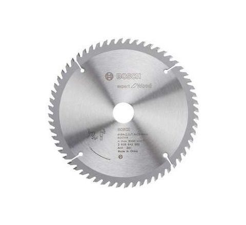 Bosch 60 Teeth Wood Expert Circular Saw Blade 2608-642-985 by Bosch