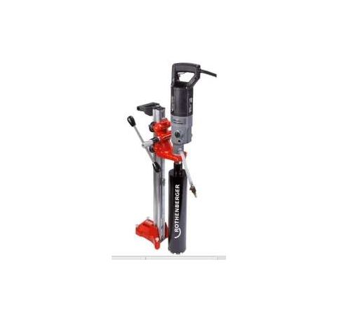Rothenberger 1000000092 Rodiacut 130 PRO Set With Rodiadrill Motor 1400DWS by Rothenberger