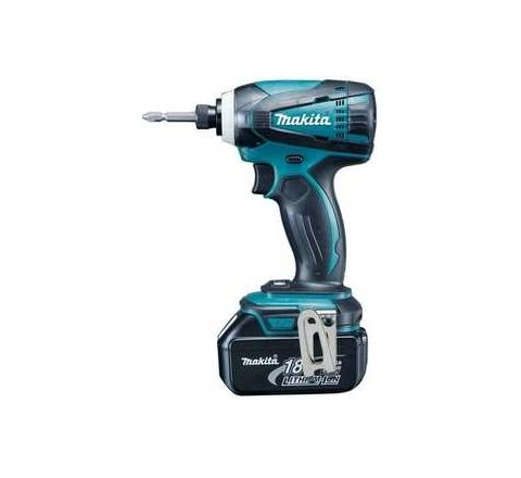 Makita DTD146RFE 0-2300 RPM 1.3 kg Cordless Impact Driver by Makita