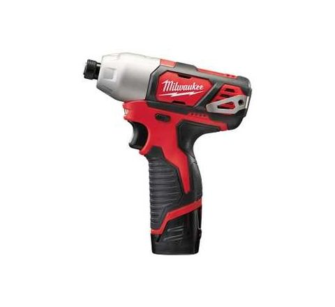 Milwaukee M12BID-202C 0-2500RPM Impact Driver by Milwaukee