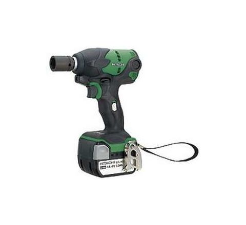 Hitachi WR14DSL Fastening Torque 165Nm Cordless Impact Wrench by Hitachi