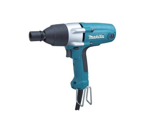 Makita TW0200 Impact Wrench (Power Input- 380 W, Max Fastening Torque- 200 Nm) by Makita
