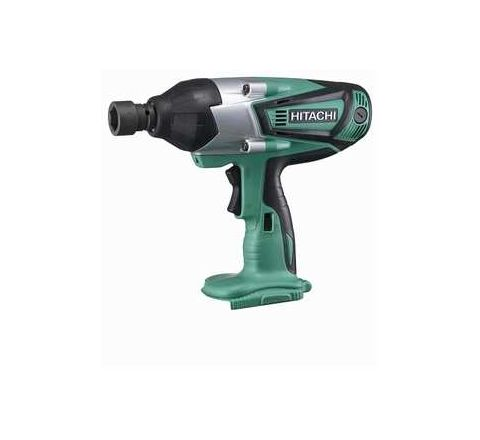 Hitachi WR18DHL Cordless Impact Wrench 0 - 900/min Rpm 264mm  Length by Hitachi