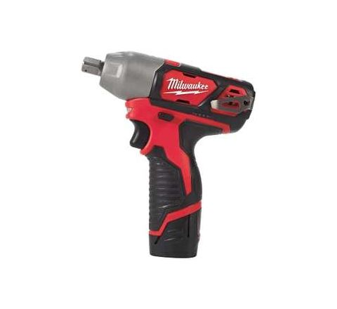 Milwaukee M12BIW12-202C 1/2 inch Drive Compact Impact Wrench by Milwaukee