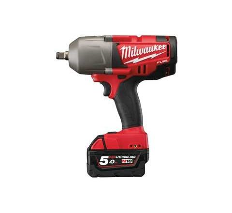 Milwaukee M18CHIWF12-502C 1700 RPM Brushless Impact Wrench by Milwaukee