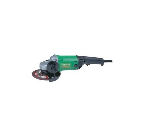 Hitachi G13SW Length 277mm Power Input 1200W Angle Grinder by Hitachi
