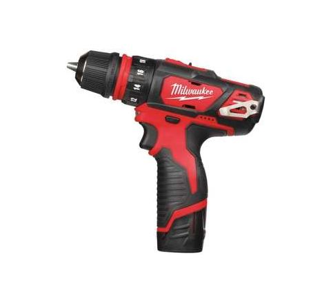 Milwaukee M12BDDXKIT-202C 0-400 RPM Drill/Screw Driver by Milwaukee