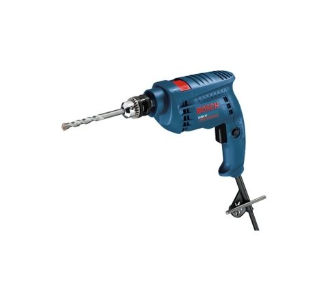 Bosch GSB10 500W Impact Driver Drill (1.5Kg 2600 RPM) Black and Blue by Bosch