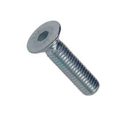 LPS Fasteners 1/4 Inch Dia 5/8 Inch Length BSW Socket Countersunk Screwsby LPS Fasteners