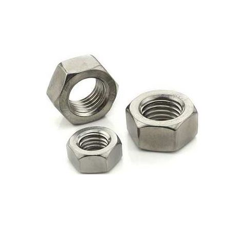 Mahavir Fasteners Stainless Steel Heavy Hex Nut (Dia 1 inch, Grade 304)by Mahavir Fasteners