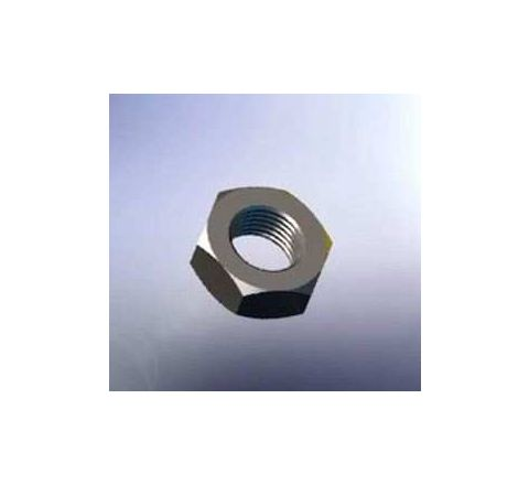 LPS Fasteners High Tensile Nut (Dia M12 Pitch 1.75 mm) IS 1367 Property Class 8by LPS Fasteners