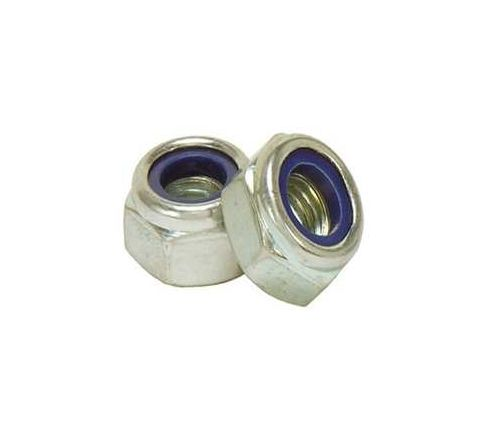 Unbrako 630380 Nylock Nut ISO10511 Grade 8 M20M - Pack of 50 Pcsby Unbrako