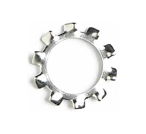 Mahavir Fasteners Stainless Steel Star Washer (Dia M6, Grade 304)by Mahavir Fasteners