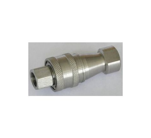 "Techno 1/8"" Working Pressure 70 Kg Hydraulic Coupling by Techno"