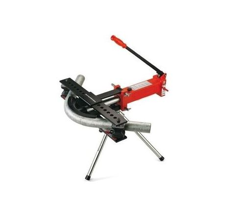 Inder Motorised Pipe bender with Higned Frame Without Formers P-215D by Inder